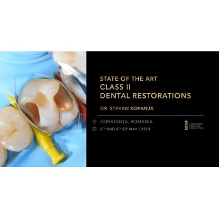 State of the Art Class II Dental Restorations 5-6 mai 2018