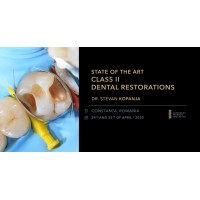 State of the Art Class II Dental Restorations 24-25 aprilie 2020